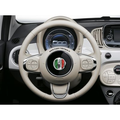 Kit Logo remplacement Fiat...