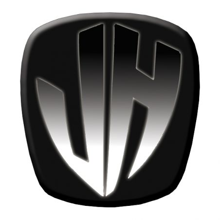 Kit Logo Johnny Hallyday pour remplacement logo Fiat 500