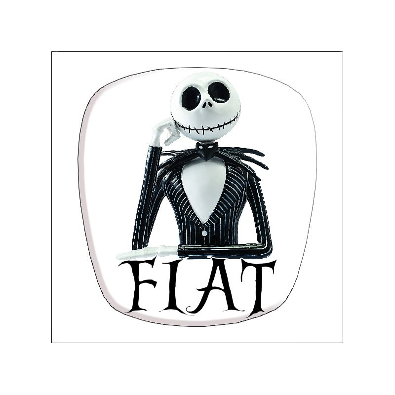 Kit logo Fiat 500 Mr jack