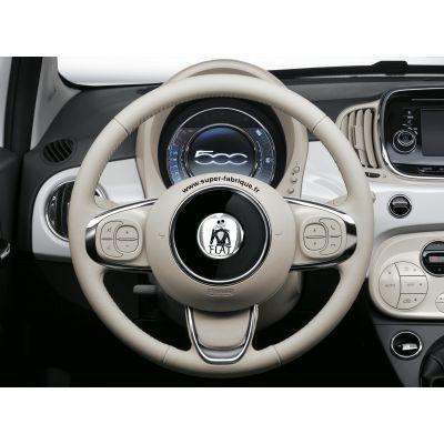 Kit logo Fiat 500 Mrs jack