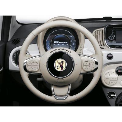 Kit Logo Fiat 500 fée...
