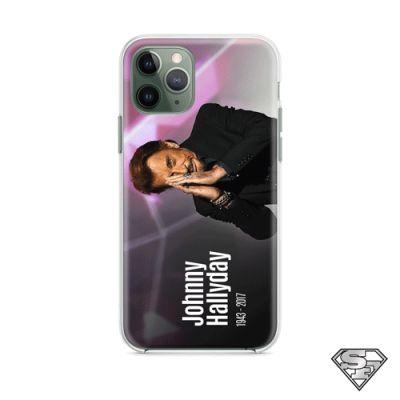 Coque Iphone Johnny Hallyday