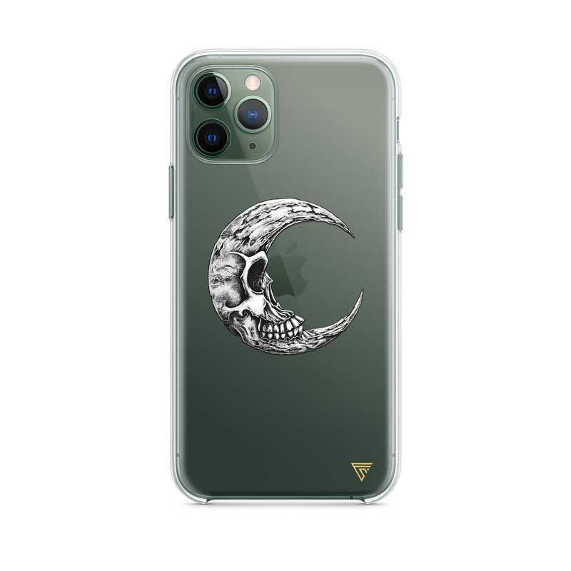 Coque pour iphone tete de mort