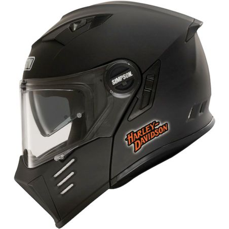 Autocollant pour casque moto Harley davidson