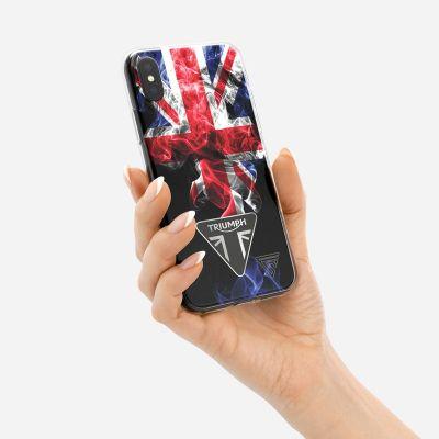 Coque case silicone Iphone Triumph
