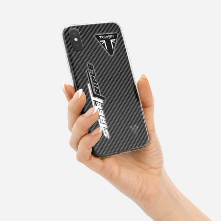 Coque case iphone xs Triumph street triple
