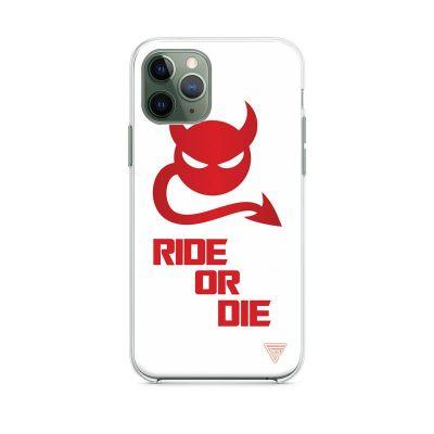 Coque protection téléphone Iphone Diable