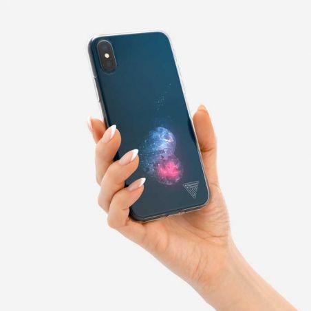 Coque pour Iphone 6 ou 8 coeur