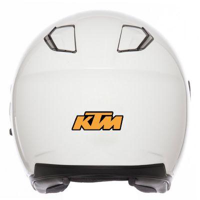 Stickers rétro éclairant KTM