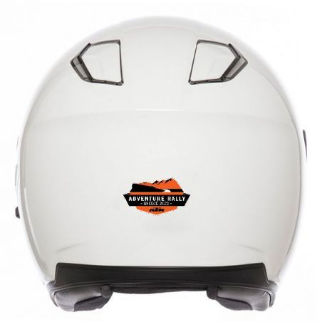 Stickers casque moto Rally Grece 2020