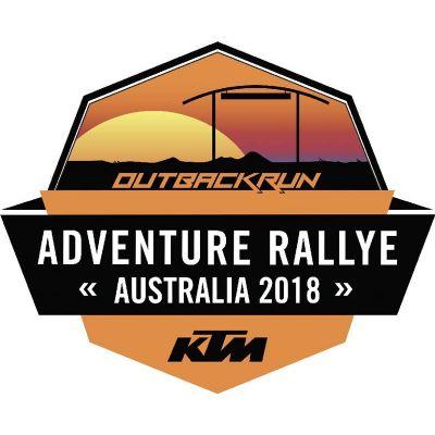 Sticker autocollant Rally Australie 2018