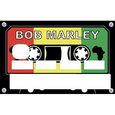 Stickers CB Bob Marley