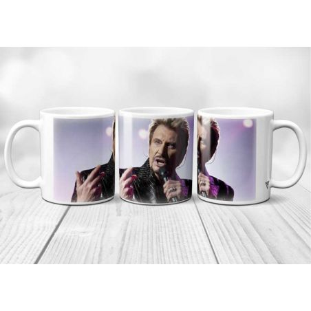 Mug Johnny Hallyday