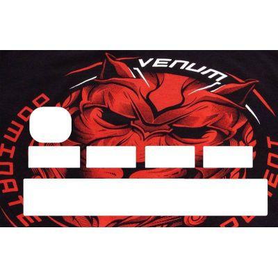 Stickers CB Venum Rouge et...