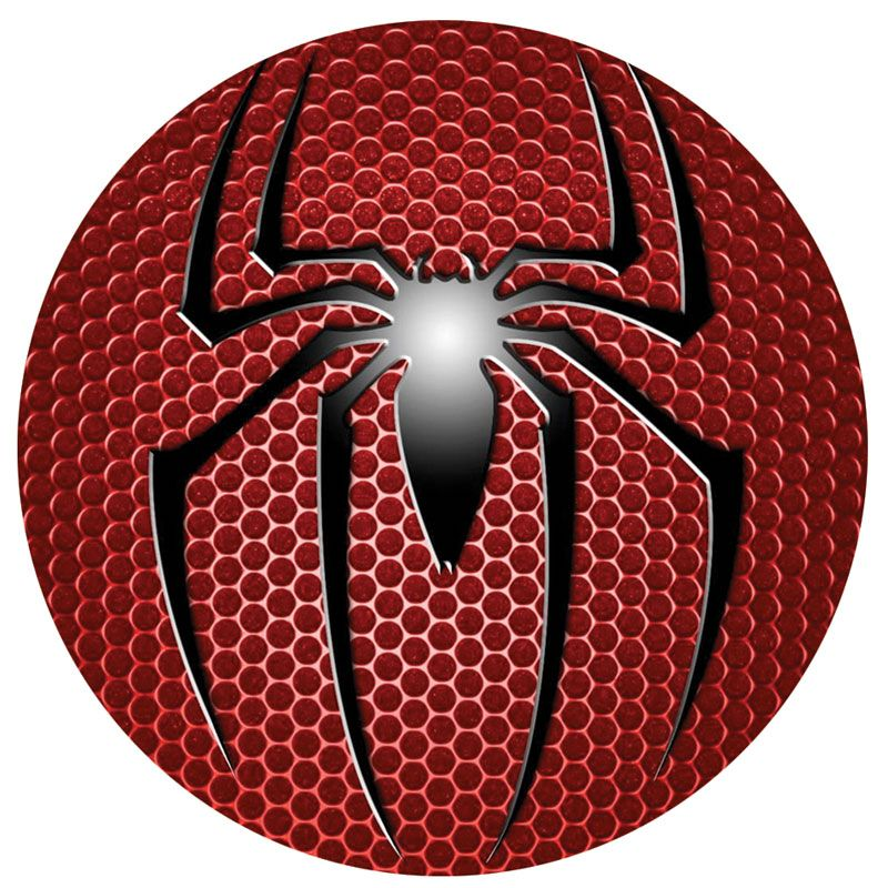 Sticker casque moto Spiderman
