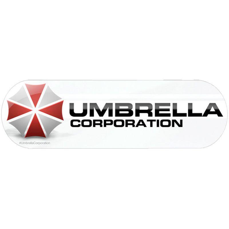 Autocollant deco casque moto Umbrella corporation