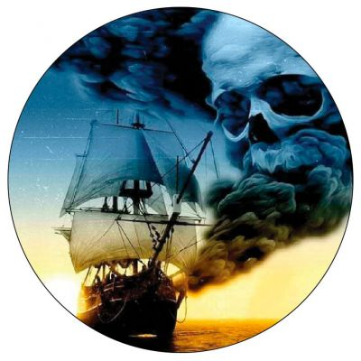 Sticker Drakkar Pirates de...