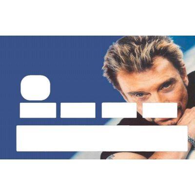 Sticker pour cb de Johnny...