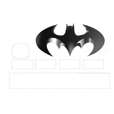 Stickers cb Batman
