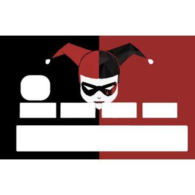Sticker CB Harley Quiin