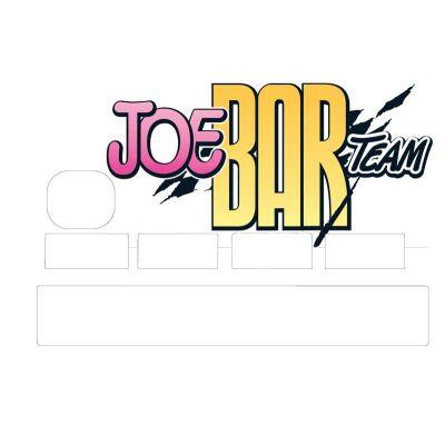 Sticker CB Joe Bar team