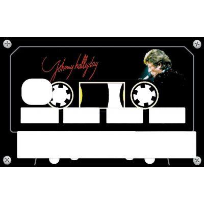 Stickers CB Johnny Hallyday