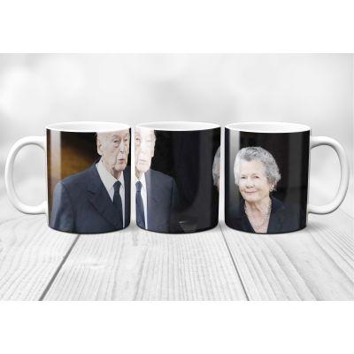 Mug Valérie Giscard d'Estaing