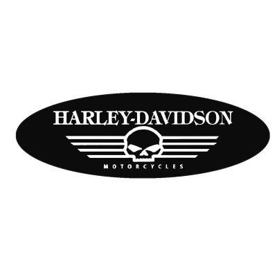 Sticker Harley Davidson...