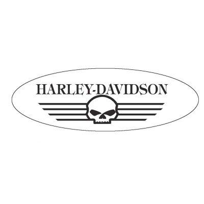Autocollant Harley Davidson...