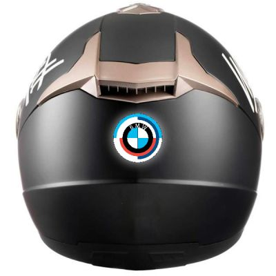Sticker Rétro éclairant BMW