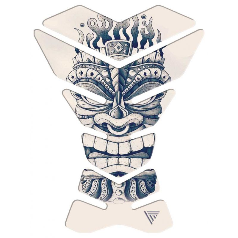 Protection de réservoir tank masque polynésien
