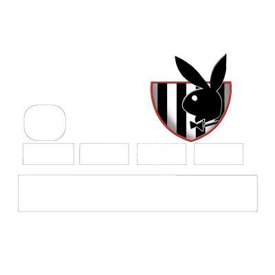 Stickers CB Playboy