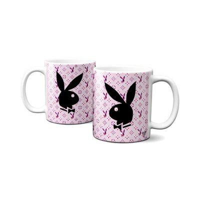 Mug Playboy rose