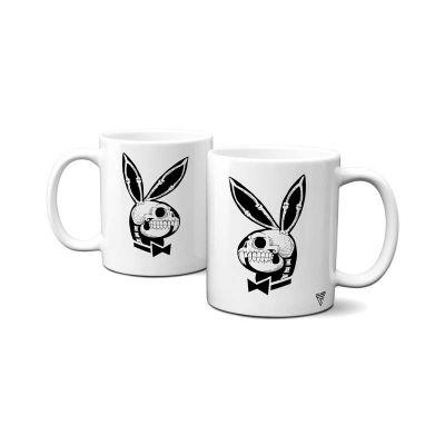 Mug Playboy Tête de mort