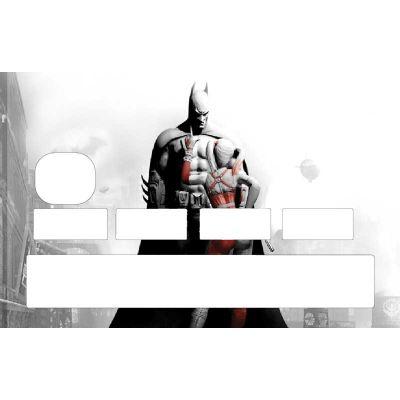 Stickers cb batman et...