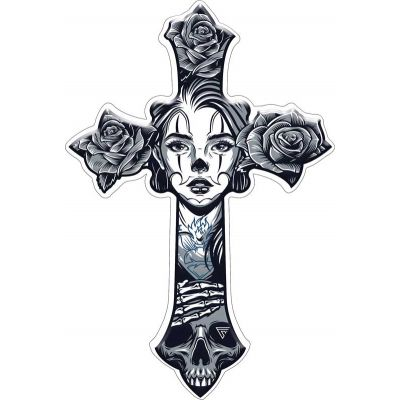 Pad de protection Croix femme