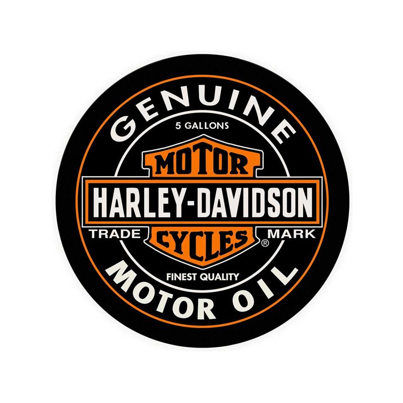Stickers rétro éclairant Genuine Harley Davidson