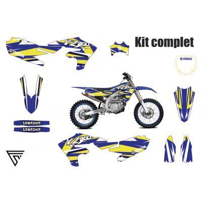 Kit déco Yamaha YZ450F de...