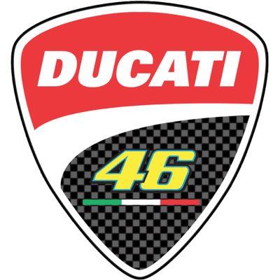 Stickers Ducati 46