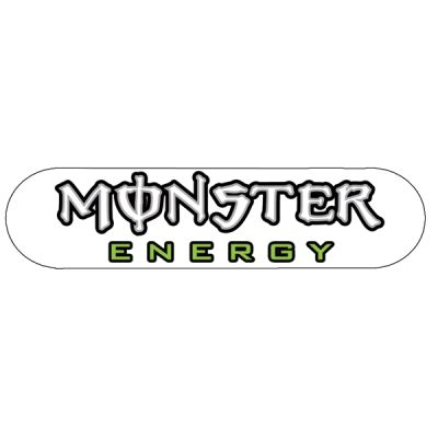 Stickers monster Energy...