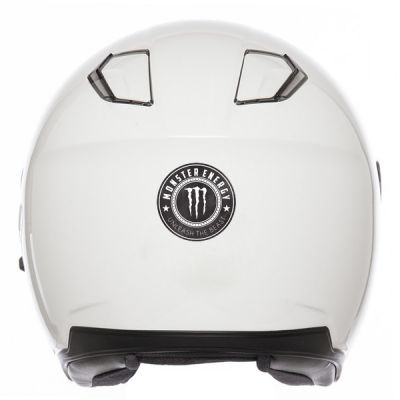 Stickers casque Rond...