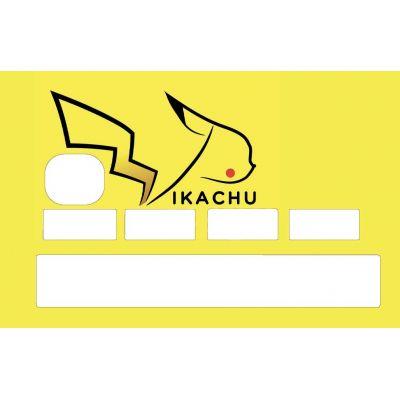 Stickers CB pikachu