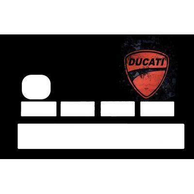 Déco CB Logo Ducati