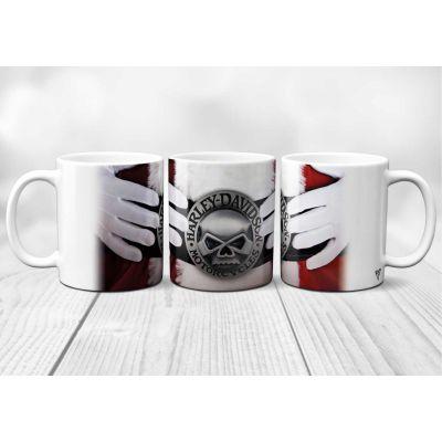 Mug Harley Davidson Noël