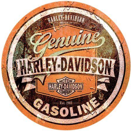 Stickers deco casque moto Harley Davidson