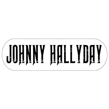 Stickers Johnny HAlliday