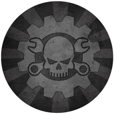 Stickers pour casque de moto tete de mort