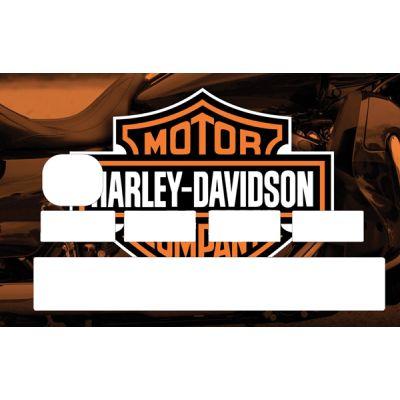 Stickers Cb Harley