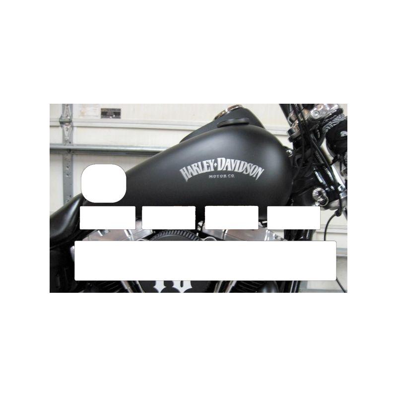 Stickers pour CB moto Harley Davidson