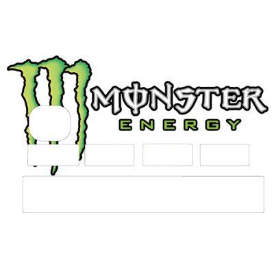 Stickers CB Monster Energy